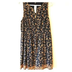 Market & Spruce Fall Dress